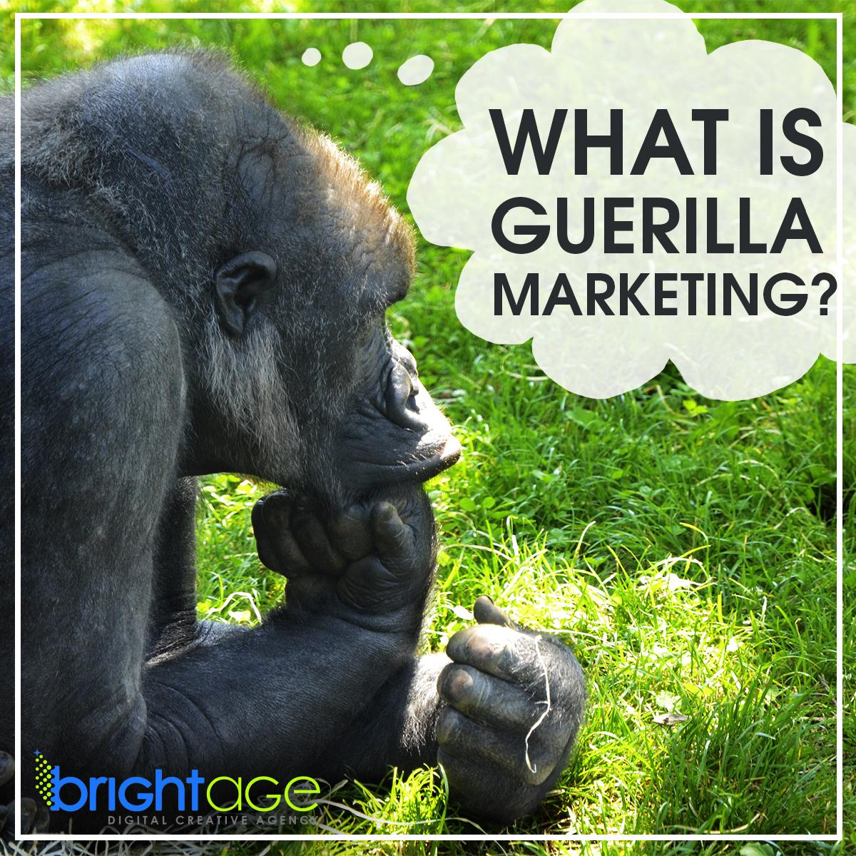 Guerilla marketing essay