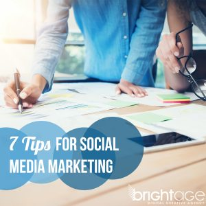social media marketing tips-bright-age