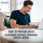 24/7 social media customer service, social media customer care
